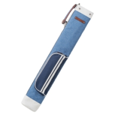 Club Case TDCC-1670の商品画像 気軽に持ち運べるデザイン性のあるクラブケース。<br /> 大きめのポケットもあり小物の収納にも便利。<br /> また、付属のフックを使うことによりゴルフ場ではミニクラブバッグとしても使用できる2way仕様となっています。