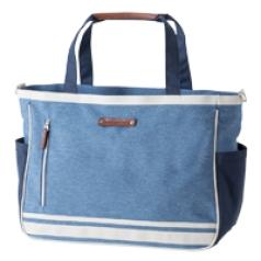 Tote Bag トートバッグ TDTB-1670の商品画像 シューズや帽子なども収まる大収納力のトートバッグ。<br /> ゴルフ以外でも多様なシーンで使用できるデザインも魅力的。<br /> 便利なバッグインバッグが付いており衣類やシューズを持ち運びする際の小分けに使用できます。