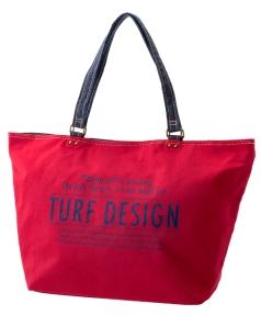 Tote Bag TDTB-1773の商品画像 スエット素材のカジュアルトートバッグ