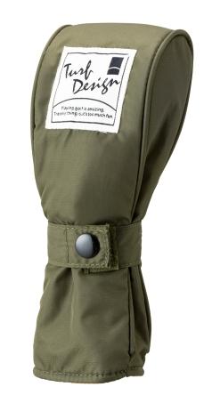 Head Cover ヘッドカバー TDHC-1772Uの商品画像 デザイン性のある型。<br /> スムーズに開閉の出来るベルトのユーティリティー用ヘッドカバー。